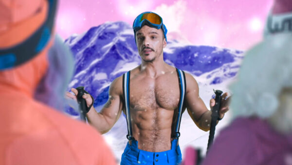snow gay weekend daniel jarque